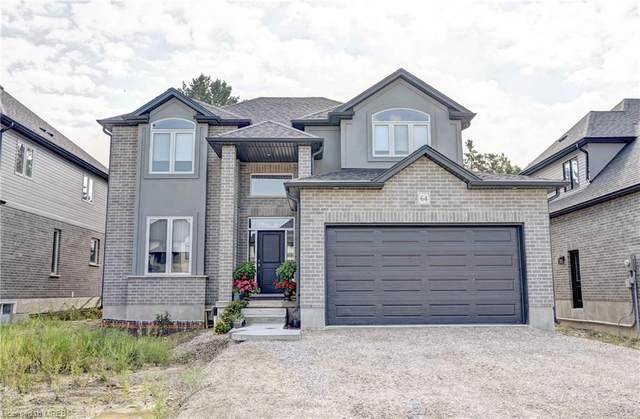 64 Burton Street, East Zorra Tavistock, ON N0J 1M0 (MLS #40166743) :: Envelope Real Estate Brokerage Inc.
