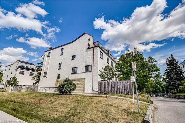 1058 Falgarwood Drive #132, Oakville, ON L6H 2P3 (MLS #40166912) :: Envelope Real Estate Brokerage Inc.