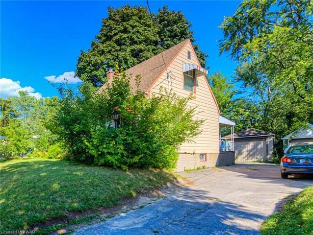97 Lorne Crescent, Kitchener, ON N2M 3Y4 (MLS #40166965) :: Envelope Real Estate Brokerage Inc.