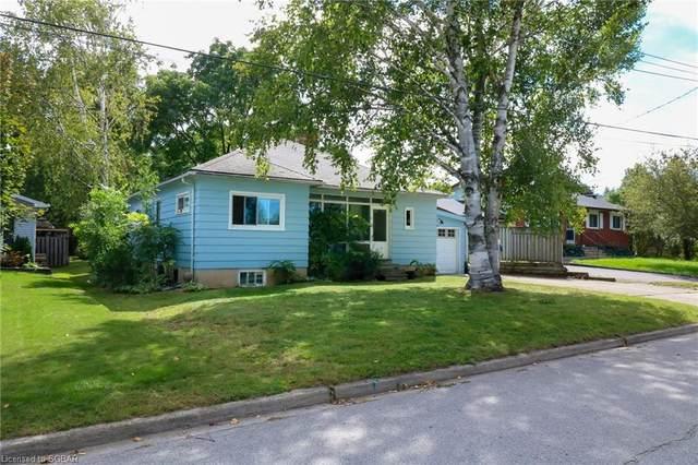 83 Elma Street S, Thornbury, ON N0H 2P0 (MLS #40167163) :: Forest Hill Real Estate Collingwood