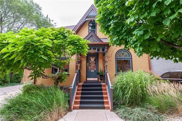 27 George Street E, Stratford, ON N5A 3N8 (MLS #40167281) :: Envelope Real Estate Brokerage Inc.