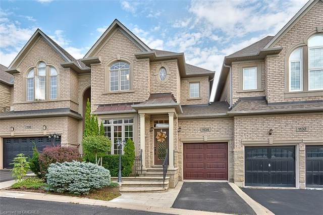 1134 Woodington Lane, Oakville, ON L6H 7T9 (MLS #40167293) :: Envelope Real Estate Brokerage Inc.