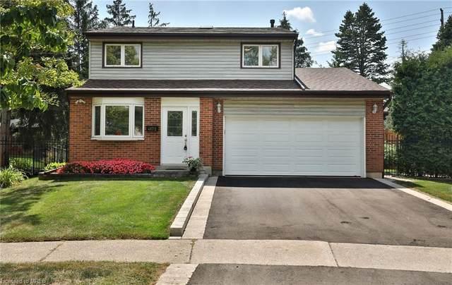 4172 Marigold Crescent, Mississauga, ON L5L 1Y7 (MLS #40167297) :: Envelope Real Estate Brokerage Inc.