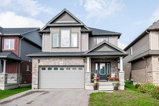 46 Fraser Drive, Stratford, ON N5A 0C7 (MLS #40167402) :: Envelope Real Estate Brokerage Inc.