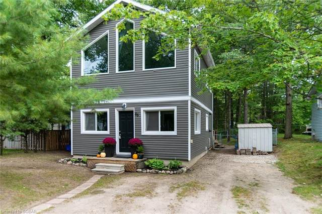 85 Melrose Avenue, Wasaga Beach, ON L9Z 2S8 (MLS #40167468) :: Forest Hill Real Estate Collingwood