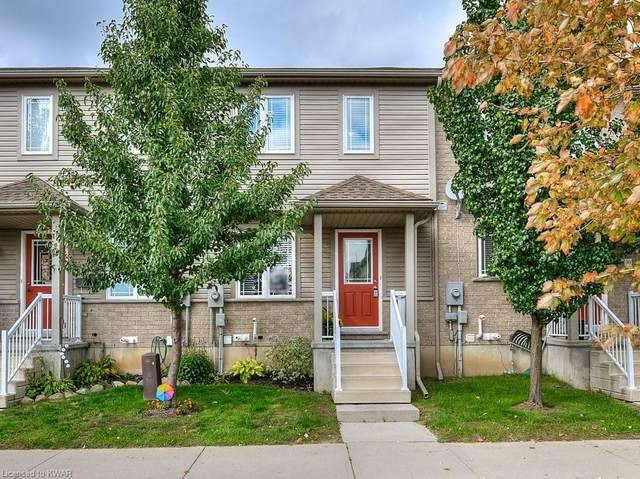 10 Foxglove Crescent #29, Kitchener, ON N2E 0E1 (MLS #40167596) :: Envelope Real Estate Brokerage Inc.