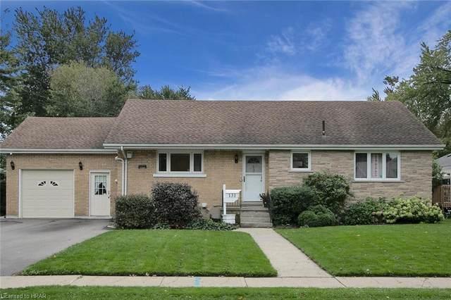 131 Avondale Avenue, Stratford, ON N5A 6N1 (MLS #40167679) :: Envelope Real Estate Brokerage Inc.