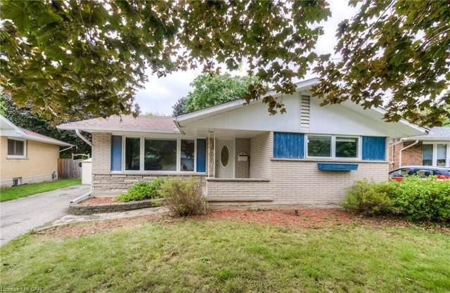 529 Greenbrook Drive, Kitchener, ON N2H 4K5 (MLS #40167772) :: Envelope Real Estate Brokerage Inc.