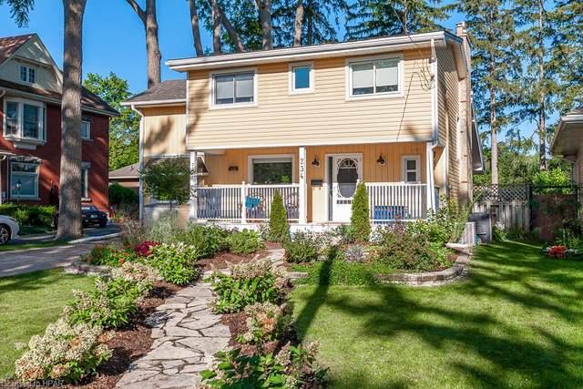 234 Birmingham Street, Stratford, ON N5A 2T5 (MLS #40167818) :: Envelope Real Estate Brokerage Inc.