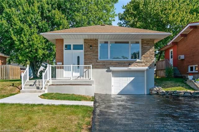 519 Sugarloaf Street, Port Colborne, ON L3K 2P9 (MLS #40168105) :: Envelope Real Estate Brokerage Inc.