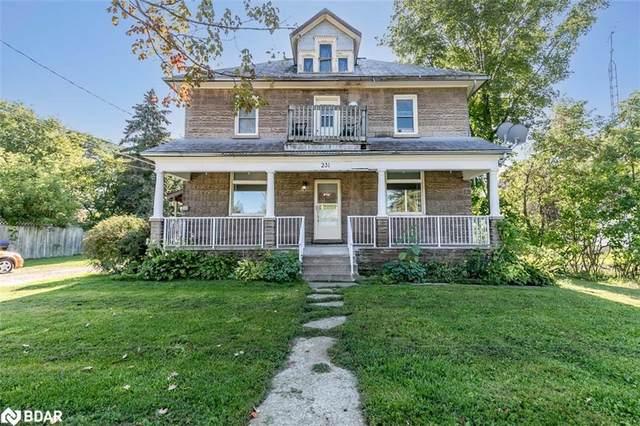 231 William Street, Stayner, ON L0M 1S0 (MLS #40168121) :: Forest Hill Real Estate Collingwood