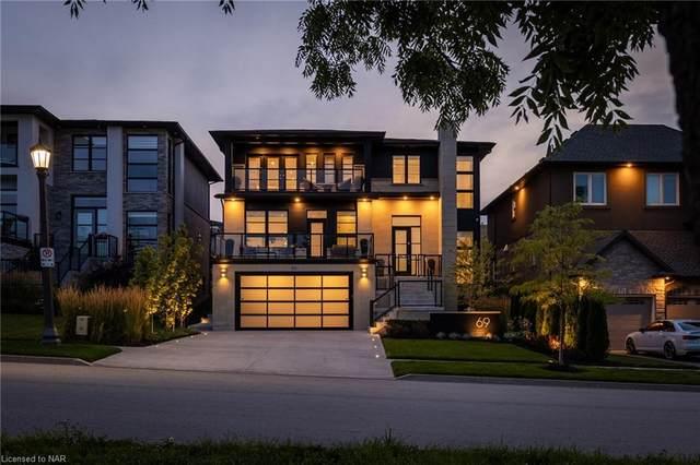 69 Kenmir Avenue, Niagara-on-the-Lake, ON L0S 1J1 (MLS #40168252) :: Envelope Real Estate Brokerage Inc.