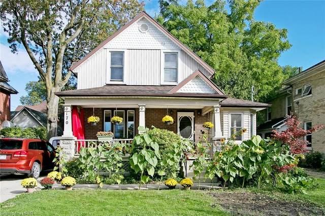 170 Albert Street, Stratford, ON N5A 3K6 (MLS #40168338) :: Envelope Real Estate Brokerage Inc.