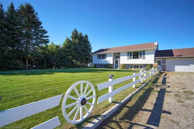 514 Miller Street, Meaford, ON N4L 1L1 (MLS #40168432) :: Forest Hill Real Estate Collingwood