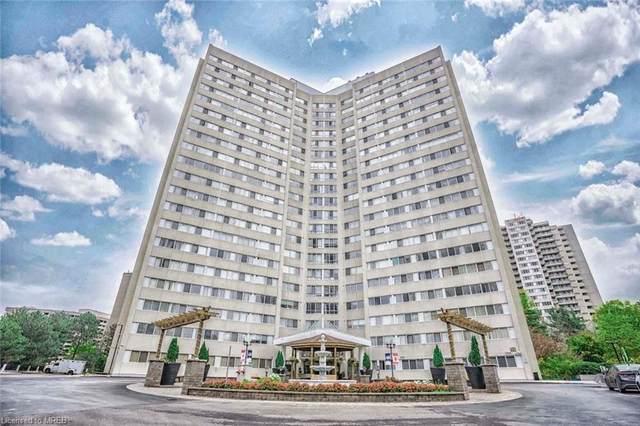 3695 Kaneff Cres Crescent #1505, Mississauga, ON L5A 4B6 (MLS #40168436) :: Envelope Real Estate Brokerage Inc.