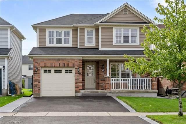 65 Hollinrake Avenue, Brantford, ON N3T 0B6 (MLS #40168762) :: Envelope Real Estate Brokerage Inc.