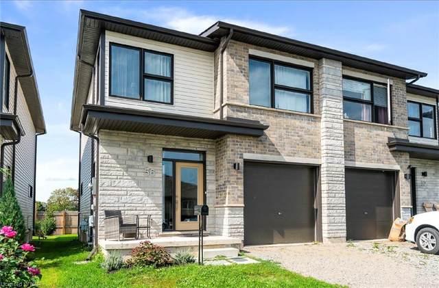 56 Woodburn Avenue, St. Catharines, ON L2P 0B8 (MLS #40168861) :: Envelope Real Estate Brokerage Inc.