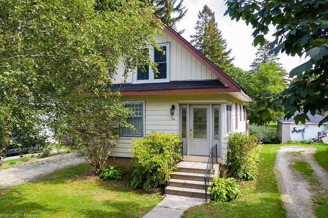 223 St Vincent Street, Meaford, ON N4L 1C1 (MLS #40168891) :: Forest Hill Real Estate Collingwood