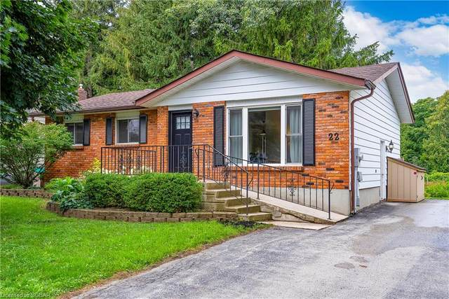22 Blake Street, Meaford, ON N4L 1E9 (MLS #40168904) :: Forest Hill Real Estate Collingwood