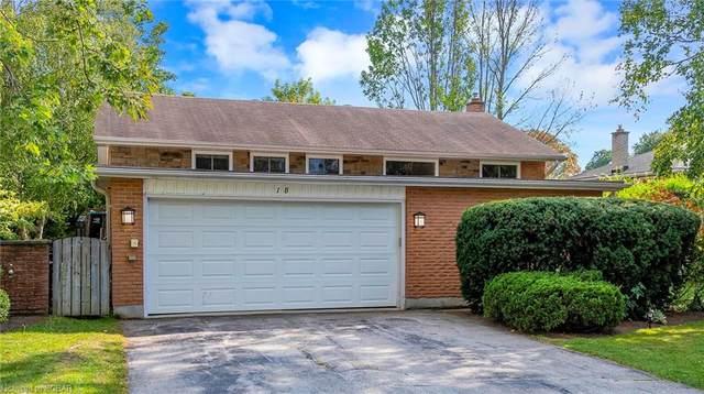 18 Bryan Drive, Collingwood, ON L9Y 2K7 (MLS #40168929) :: Forest Hill Real Estate Collingwood