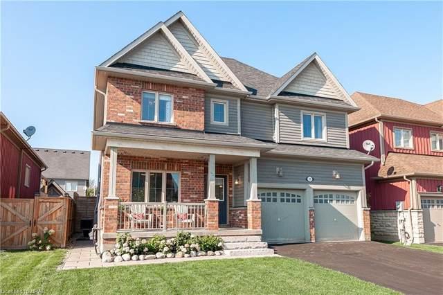 15 Cooper Street, Collingwood, ON L9Y 0W8 (MLS #40169011) :: Forest Hill Real Estate Collingwood