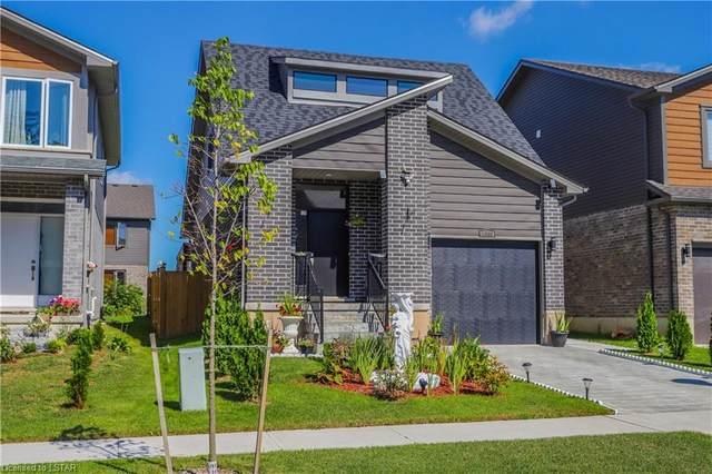 1646 Valhalla Street Street, London, ON N6G 0V2 (MLS #40169181) :: Forest Hill Real Estate Collingwood