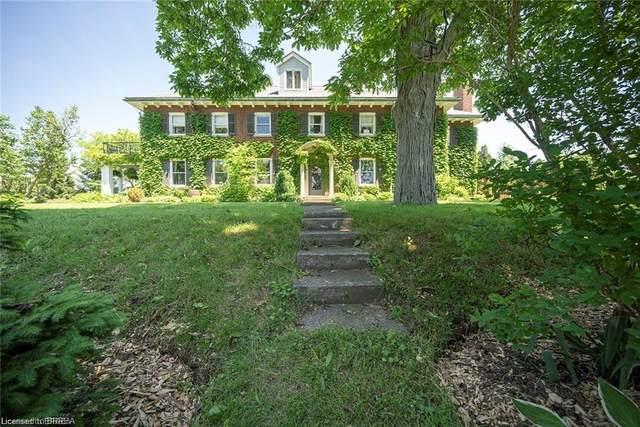 150 Prospect Street F - The Crown S, Port Dover, ON N0A 1N1 (MLS #40169490) :: Envelope Real Estate Brokerage Inc.