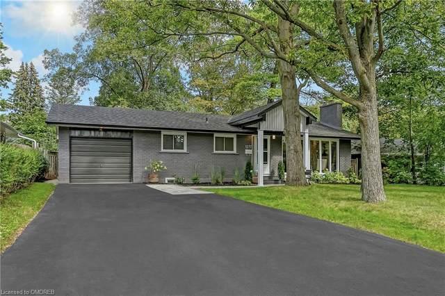 1277 Gainsborough Drive, Oakville, ON L6H 2H5 (MLS #40169518) :: Envelope Real Estate Brokerage Inc.