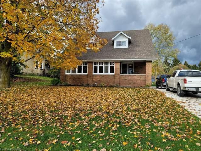 22 Main Street W, Drayton, ON N0G 1P0 (MLS #40169525) :: Envelope Real Estate Brokerage Inc.