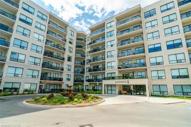 1200 Commissioners Road #109, London, ON N6K 0J7 (MLS #40169586) :: Envelope Real Estate Brokerage Inc.