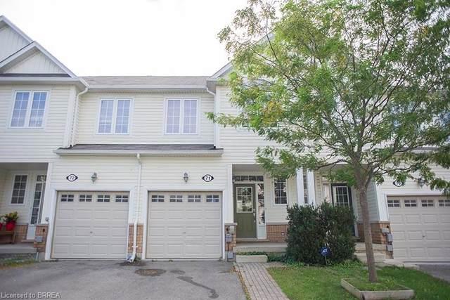 21 Diana Avenue #71, Brantford, ON N3T 0G7 (MLS #40169646) :: Envelope Real Estate Brokerage Inc.