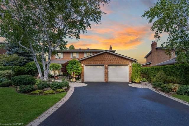 435 Golden Meadow Trail, Oakville, ON L6H 3H9 (MLS #40169715) :: Envelope Real Estate Brokerage Inc.