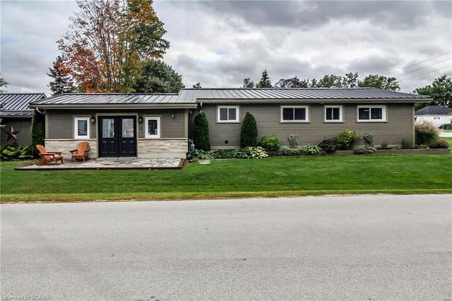 3 Queen Street, Nottawa, ON L0M 1P0 (MLS #40169747) :: Forest Hill Real Estate Collingwood