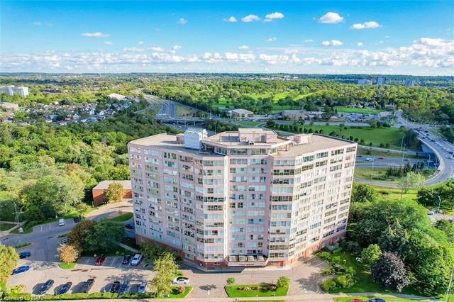 7 Gale Crescent #1105, St. Catharines, ON L2R 7M8 (MLS #40169749) :: Envelope Real Estate Brokerage Inc.