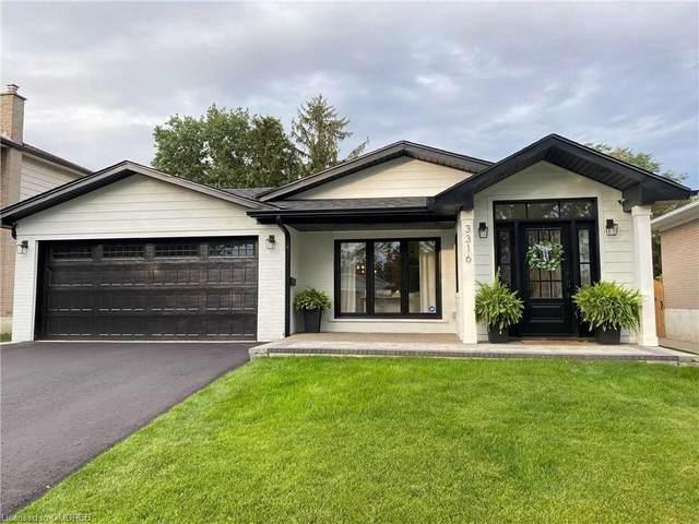 3316 Nadine Crescent, Mississauga, ON L5A 3L3 (MLS #40169864) :: Envelope Real Estate Brokerage Inc.