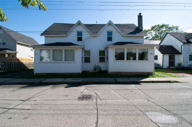 82-84 Kent Street, Welland, ON L3B 3H4 (MLS #40169908) :: Forest Hill Real Estate Collingwood