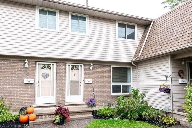 88 Avonwood Drive #17, Stratford, ON N4Z 1B3 (MLS #40170012) :: Envelope Real Estate Brokerage Inc.