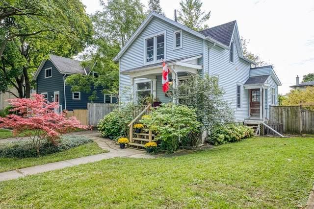 51 Norfolk Street, Stratford, ON N5A 3Y6 (MLS #40170052) :: Envelope Real Estate Brokerage Inc.