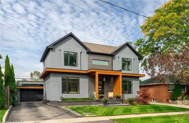 57 Florence Drive, Oakville, ON L6K 1V7 (MLS #40170438) :: Forest Hill Real Estate Collingwood