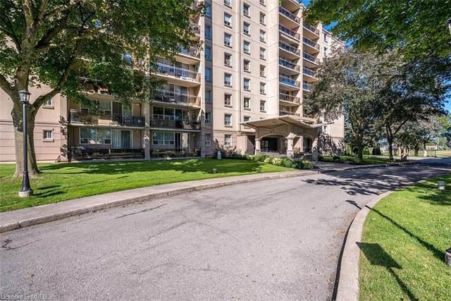 6400 Huggins Street #601, Niagara Falls, ON L2J 3G5 (MLS #40170860) :: Envelope Real Estate Brokerage Inc.