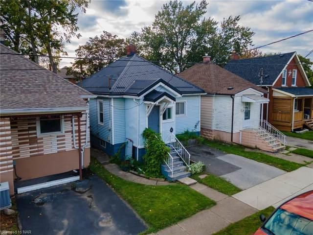 41 Alexander Street, Welland, ON L3B 2R3 (MLS #40170892) :: Forest Hill Real Estate Collingwood