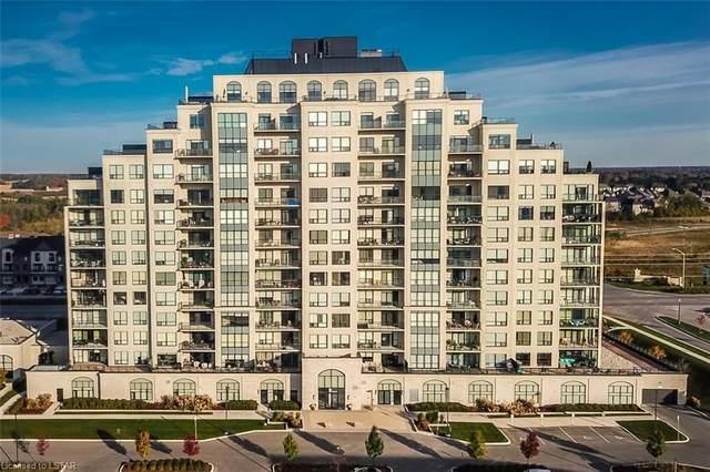 240 Villagewalk Boulevard #906, London, ON N6G 0P6 (MLS #40171102) :: Envelope Real Estate Brokerage Inc.