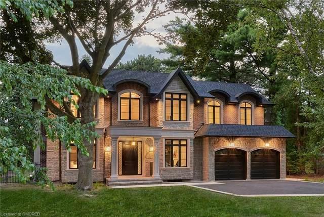 110 Selgrove Crescent, Oakville, ON L6L 1L3 (MLS #40171126) :: Envelope Real Estate Brokerage Inc.