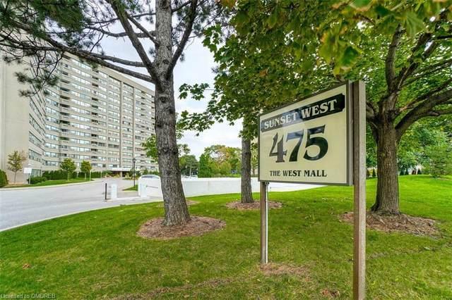 475 The West Mall #317, Toronto, ON M9C 4Z3 (MLS #40171142) :: Envelope Real Estate Brokerage Inc.
