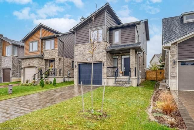 1667 Valhalla Street, London, ON N6G 0V3 (MLS #40172134) :: Forest Hill Real Estate Collingwood