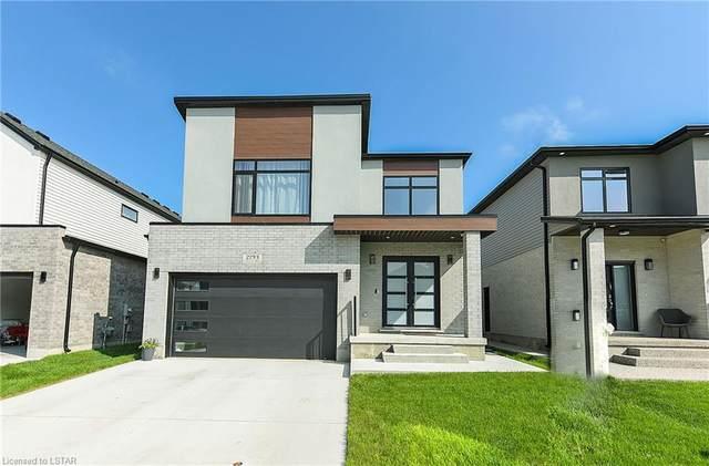2193 Tokala Trail, London, ON N6G 0Z7 (MLS #40172315) :: Envelope Real Estate Brokerage Inc.