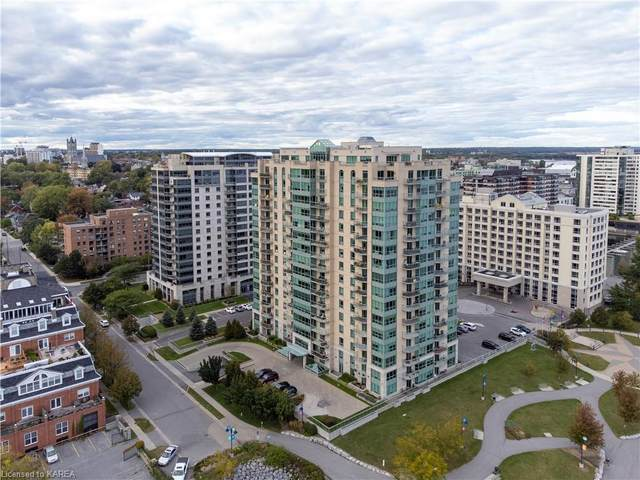5 Gore Street #401, Kingston, ON K7L 0A1 (MLS #40172916) :: Forest Hill Real Estate Collingwood