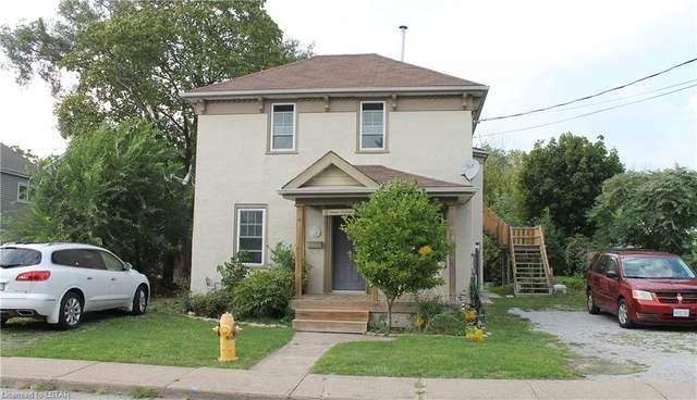 31 Turner Crescent, St. Catharines, ON L2P 2H8 (MLS #40173034) :: Envelope Real Estate Brokerage Inc.