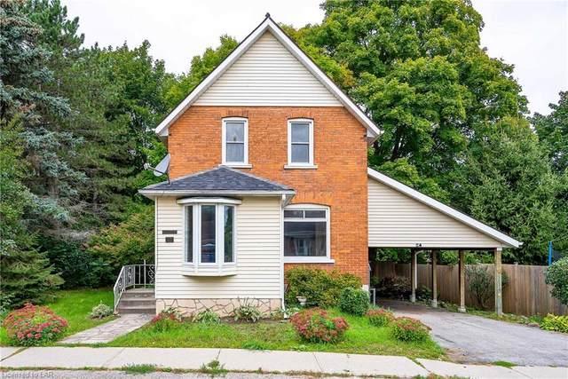 64 Margaret Street, Meaford, ON N4L 1E1 (MLS #40173677) :: Forest Hill Real Estate Collingwood