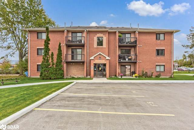 171 Edgehill Drive F6, Barrie, ON L4N 1L9 (MLS #40173935) :: Forest Hill Real Estate Collingwood